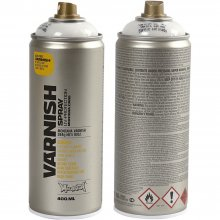 Spraylack - Montana Varnish - 400 ml - Glansig