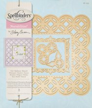 Dies - Spellbinders - Nestabilities - Circle Contempo Decorative Accents