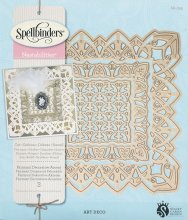 Dies - Spellbinders - Nestabilities - Fairmont Decorative Accent