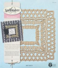 Dies - Spellbinders - Nestabilities - Fairmont Decorative Element