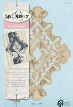 Dies - Spellbinders - Nestabilities - Ritz Decorative Element