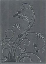 Embossing Folder/Präglingsplatta - 10,5 x 14,5 cm - Ornament 4